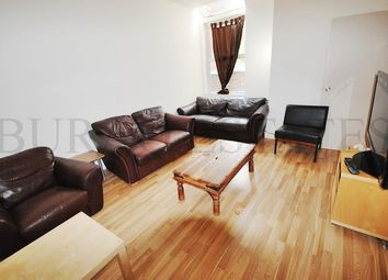 Thumbnail 7 bed terraced house to rent in Edenhall Avenue, Burnage, Manchester