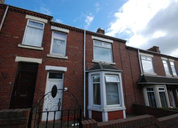 Thumbnail 3 bedroom terraced house for sale in North Seaton Road, Newbiggin-By-The-Sea