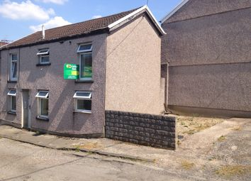 Thumbnail 2 bed end terrace house for sale in Bell Street, Trecynon, Aberdare