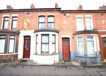 Thumbnail 2 bed terraced house for sale in Chadwick Street, Belfast