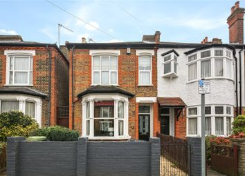 Thumbnail 3 bed terraced house to rent in Fitzgerald Road, London