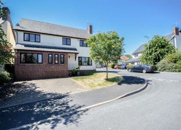 Thumbnail 4 bedroom detached house for sale in Centurion Gate, Caerleon, Newport