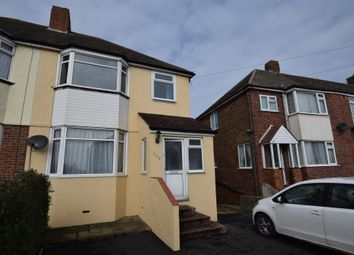 Thumbnail 3 bed semi-detached house to rent in Bexhill Road, St. Leonards-On-Sea