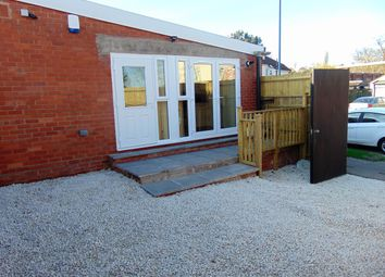 Thumbnail 1 bedroom detached bungalow to rent in Bristol Road South, Northfield, Birmingham