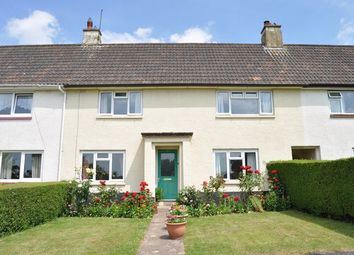 Thumbnail 3 bedroom terraced house for sale in Huntersway, Culmstock, Cullompton