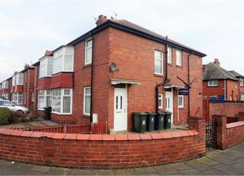 Thumbnail 2 bed flat for sale in Forrest Road, Wallsend