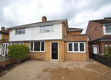 Thumbnail 3 bed semi-detached house for sale in Molesey Road, West Molesey