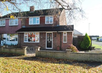 3 bed semi-detached house for sale in Bradden Close, Kingsthorpe, Northampton NN2
