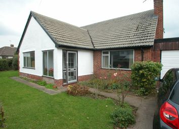 Thumbnail 2 bed detached bungalow for sale in Ashtree Croft, Willaston, Neston