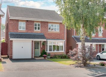Thumbnail 4 bed detached house for sale in Valencia Road, The Oakalls, Bromsgrove