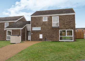 Thumbnail 4 bed end terrace house for sale in Maple Close, Raf Lakenheath, Brandon