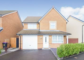 Thumbnail 3 bed detached house for sale in James Prosser Way, Llantarnam, Cwmbran
