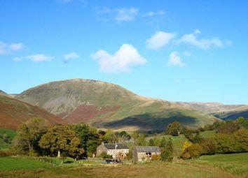 Thumbnail 4 bedroom farmhouse for sale in Cautley, Sedbergh, Cumbria
