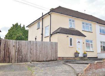 Thumbnail 3 bed semi-detached house for sale in Ravensbury Road, Orpington