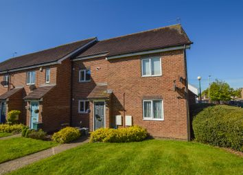 Thumbnail 2 bed maisonette for sale in Kennedy Close, London Colney, St. Albans