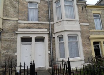 Thumbnail 2 bed flat to rent in Normanton Terrace, Elswick, Newcastle Upon Tyne