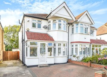 Woodberry Avenue, Harrow, Middlesex HA2. 3 bed semi-detached house