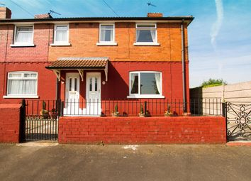 Thumbnail 3 bed semi-detached house for sale in Bosville Street, Rotherham
