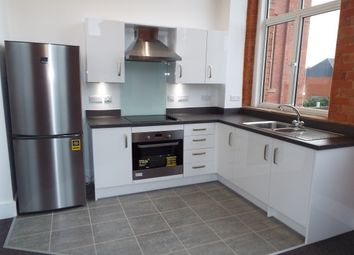 Thumbnail 1 bed flat to rent in Wheatsheaf Court, Leicester