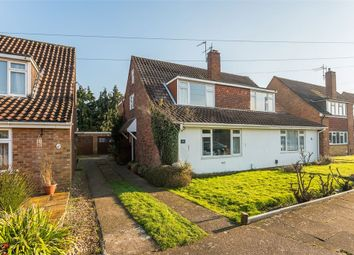Thumbnail 3 bed semi-detached house for sale in Russington Road, Shepperton, Middlesex