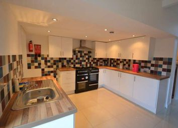 Thumbnail 6 bed terraced house to rent in Hatherley Road, Reading