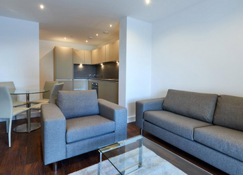 Thumbnail 1 bedroom flat to rent in New Bridge Street, Manchester, Greater Manchester