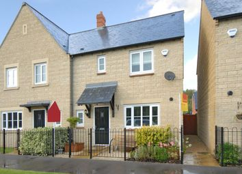 Thumbnail 3 bed end terrace house to rent in Fritillary Mews, Ducklington
