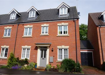 Thumbnail 4 bed semi-detached house for sale in Brittain Lane, Warwick