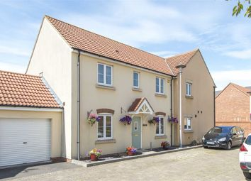 Thumbnail 3 bed semi-detached house for sale in Whimbrel Avenue, Portishead, North Somerset