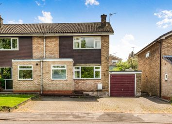 Thumbnail 3 bed detached house for sale in Mill Street, Harbury, Leamington Spa