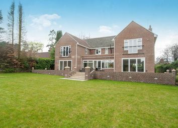 Thumbnail 5 bedroom detached house for sale in Eastern Way, Darras Hall, Ponteland, Northumberland
