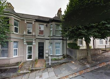 Thumbnail 1 bed flat to rent in Diamond Avenue, Plymouth