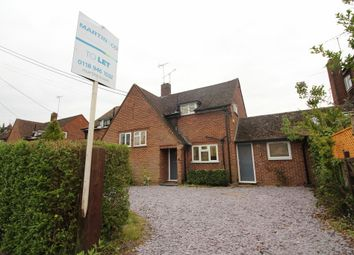 Thumbnail 3 bedroom semi-detached house to rent in Charvil House Road, Charvil, Reading