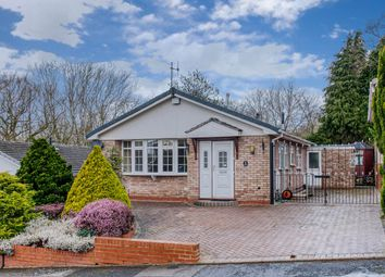 Thumbnail 3 bed detached bungalow for sale in Stableford Close, Crabbs Cross, Redditch