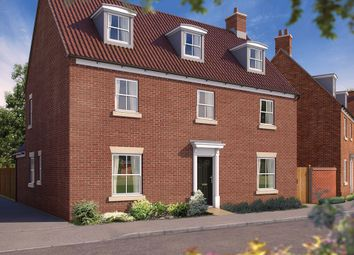 "Thumbnail 5 bed detached house for sale in ""The Pinkerton"" at Manorville Road, Hemel Hempstead"