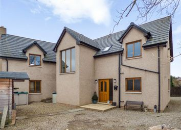 Thumbnail 4 bed detached house for sale in Gunsgreen Park, Eyemouth, Scottish Borders