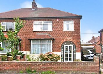 Thumbnail 2 bedroom semi-detached house to rent in Crofton Road, Attenborough