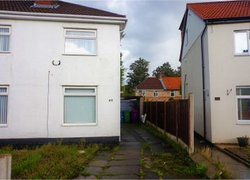 Thumbnail 3 bed semi-detached house for sale in Hardinge Road, Liverpool