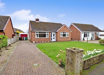 Thumbnail 2 bed detached bungalow for sale in Green Lane, Willaston, Nantwich
