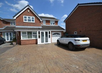 Thumbnail 4 bedroom detached house for sale in Kentmere Drive, Astley, Tyldesley, Manchester