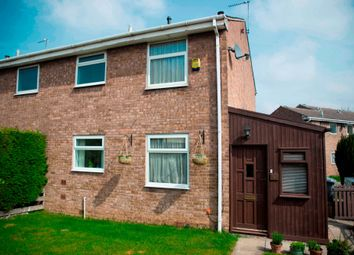 Thumbnail 1 bed detached house to rent in Whitehill Road, Brinsworth, Rotherham