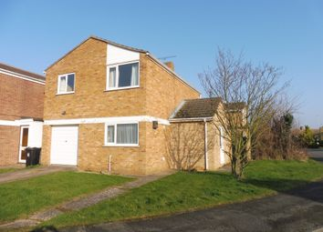 Thumbnail 4 bedroom detached house for sale in Manor Way, Deeping St. James, Peterborough