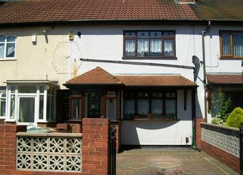Thumbnail 3 bedroom terraced house to rent in Blay Avenue, Alumwell, Walsall, Walsall