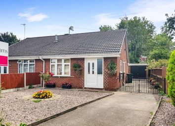 Thumbnail 2 bedroom semi-detached bungalow for sale in Shrewsbury Way, Saltney, Chester