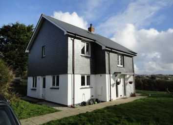 Thumbnail 4 bed detached house to rent in Trevemper Farm Cottage, Trevemper, Crantock