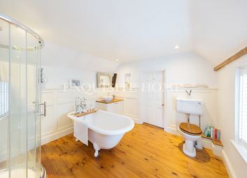 Thumbnail 5 bed detached house for sale in High Street, Barkway, Royston
