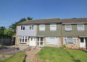 Thumbnail 4 bed terraced house for sale in Claremont, Cheshunt, Waltham Cross
