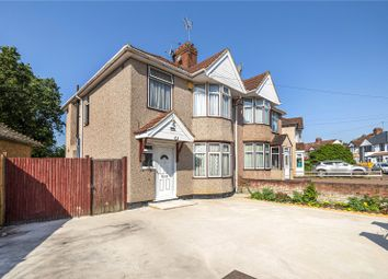 3 bed semi-detached house for sale in Wood End Avenue, Harrow, Middlesex HA2