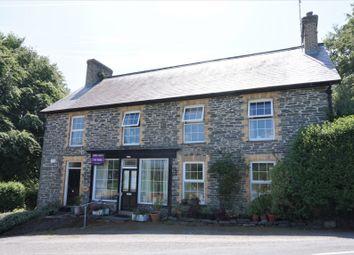 Thumbnail 5 bed detached house for sale in Pencarreg, Ystrad, Ceredigion, Ceredigion