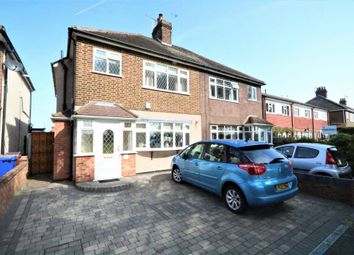 Thumbnail 3 bed semi-detached house for sale in Broadview Avenue, Grays